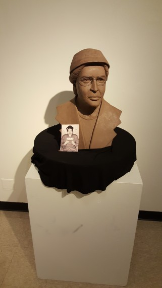 Rosa Parks Sculpture