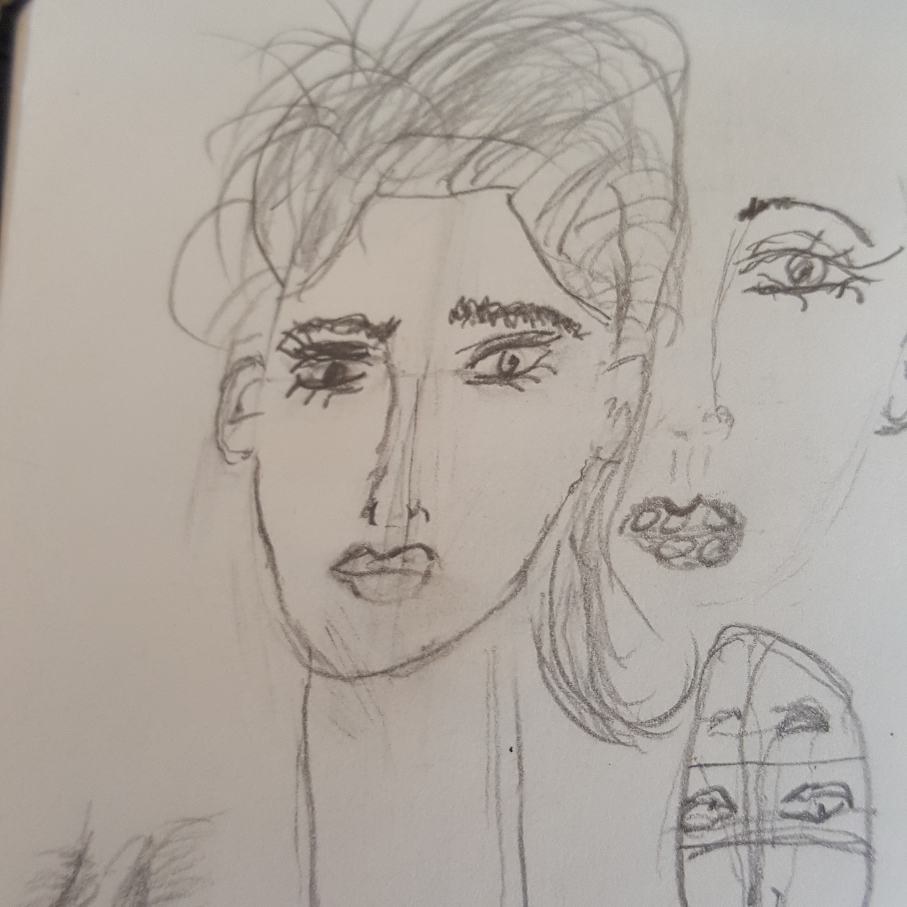 Face drawing by VM (10)