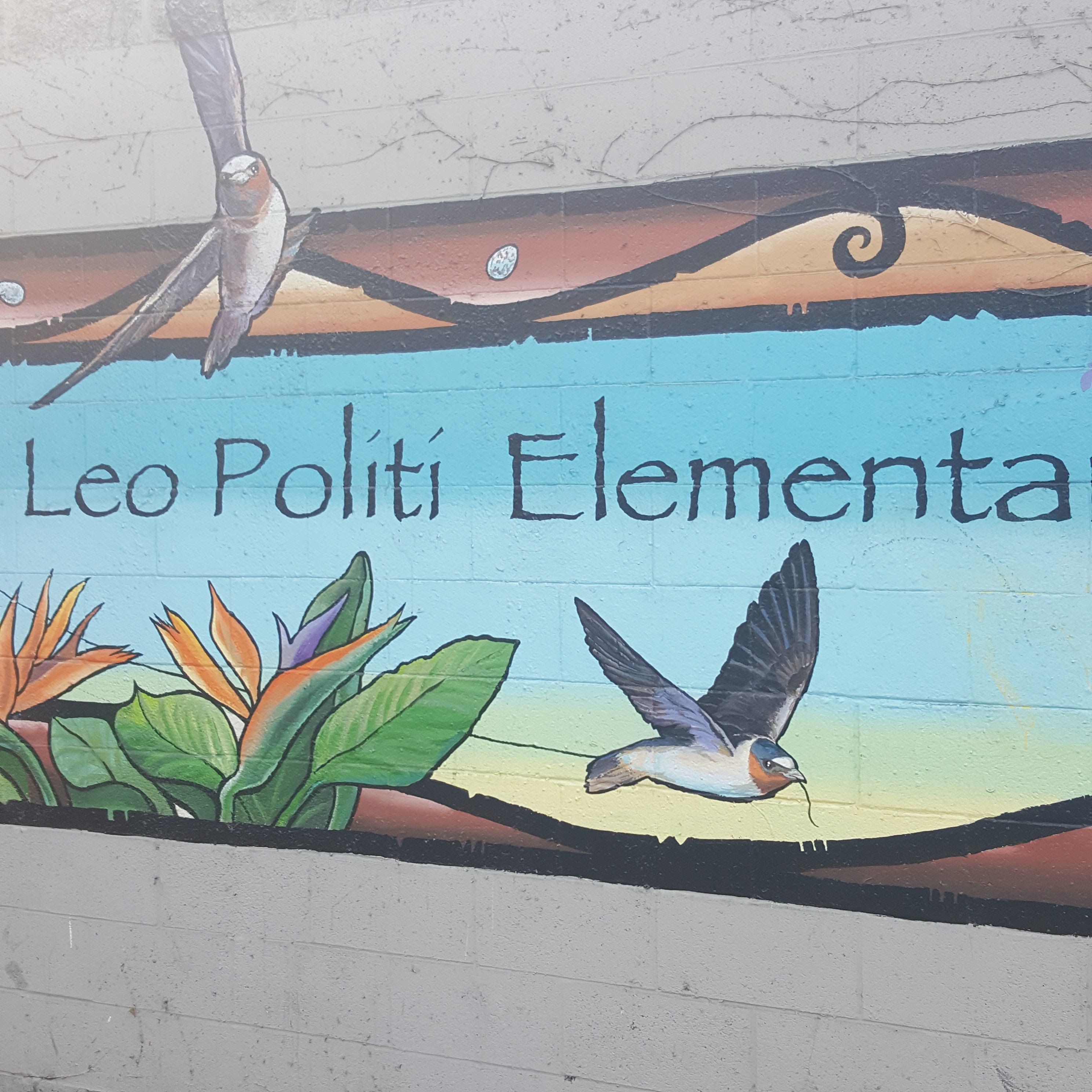 Leo Politi Elementary School (;AUSD) (42)